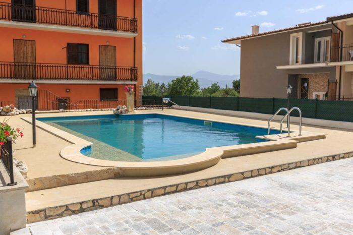 Realizzazione piscina a Celano (AQ)